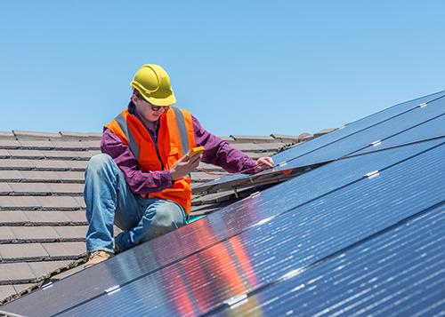 Installatore Manutentore di Impianti ad Energia Solare